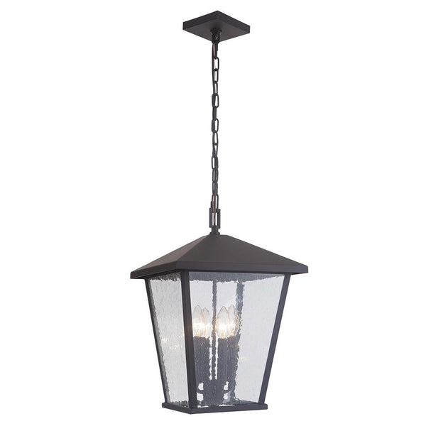 Mariana Home - Mason 4 Light Outdoor Hanging Lamp - Oil Rubbed Bronze Finish - 271490