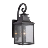 Mariana Home - Drake One Light Outdoor Lantern - Black Finish - 307112