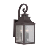 Mariana Home - Drake Three Light Outdoor Lantern - Medium Bronze Finish - 308177
