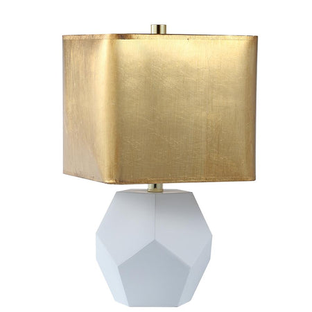 Gypsy Floor Lamp - Antique Gold Leaf