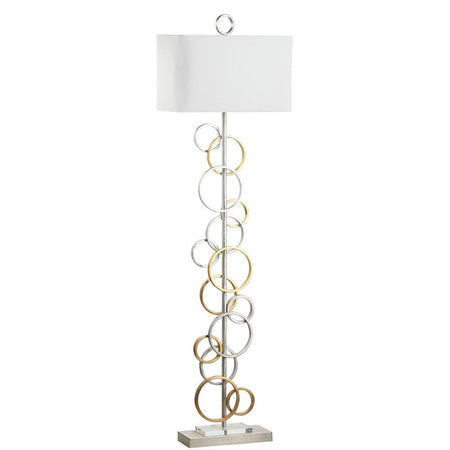Celine Table Lamp  - Gold Leaf