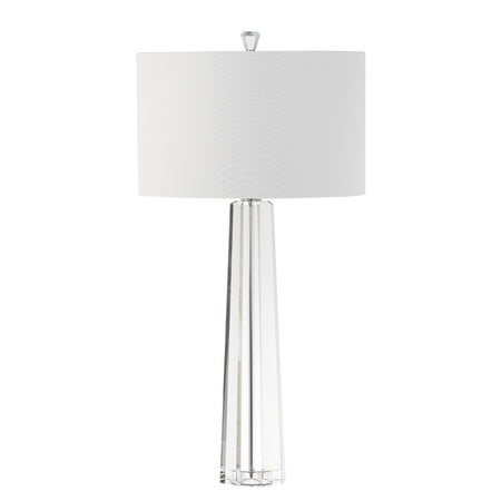 Willow Table Lamp - Silver Leaf