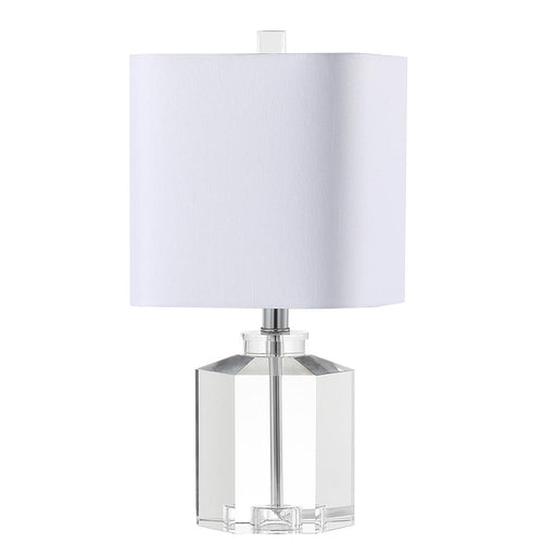 Mariana Home - Barton Table Lamp - Crystal and Chrome Finish