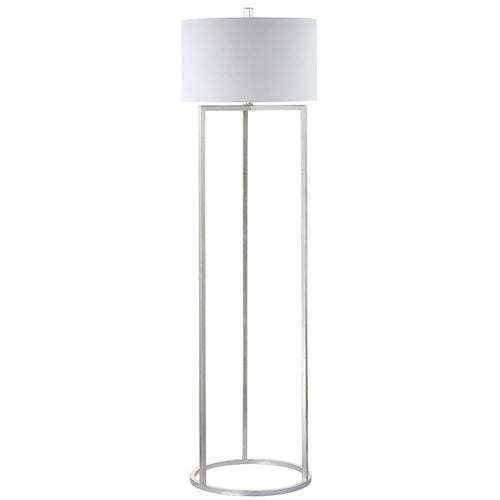 Mariana Home - Gypsy Floor Lamp - Silver Leaf Finish