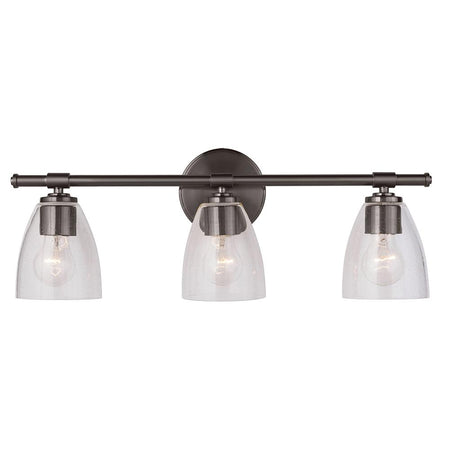 Solebay 4 Light Vanity - Bronze