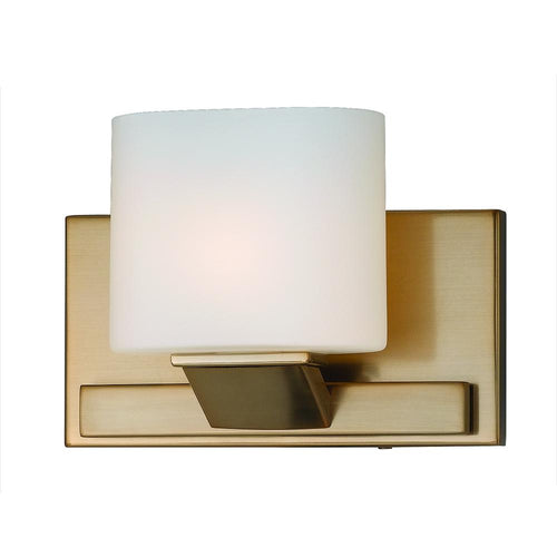 Mariana Home - Endive 1 Light Wall Sconce - Bath Light - Burnished Bronze Finish - 380143