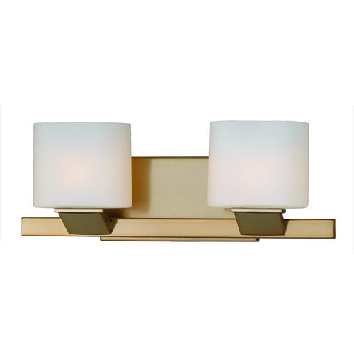 Mariana Home - Endive 2 Light Wall Sconce - Bath Vanity - Burnished Bronze Finish - 380243