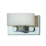 Mariana Home - Dorset One Light Wall Sconce - Bath Vanity- Satin Nickel Finish - 390145