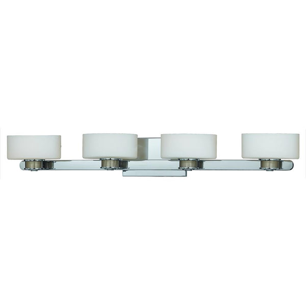 Mariana Home - Dorset Two Light Wall Sconce - Bath Vanity- Satin Nickel Finish - 390445