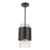 Mariana Home - Jupiter 1 Light Pendant Medium - Bronze Finish