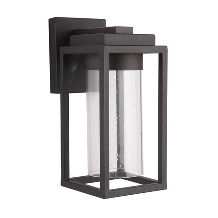 Crandall 3 Light Outdoor Lantern - Black
