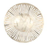 Mariana Home - Saville LED Wall Sconce - Silver Leaf Finish
