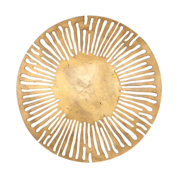Mariana Home - Saville LED Wall Sconce - Gold Leaf Finish