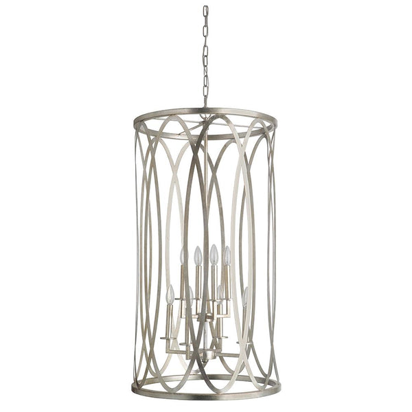 Mariana Home - Tenille 8 Lt Pendant - Champagne
