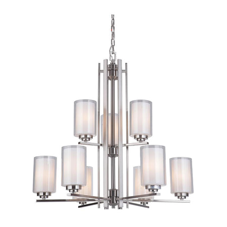 Boundary 4 Light Pendant Chandelier