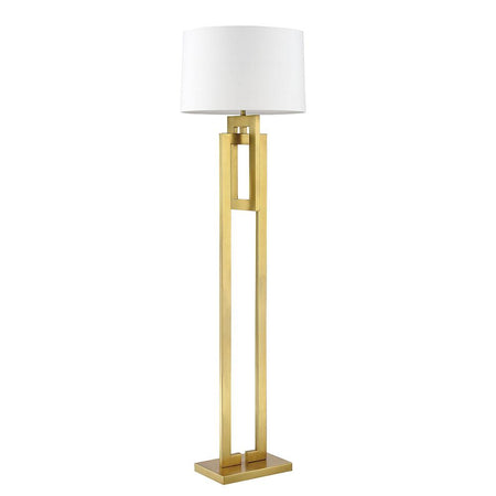 Modern Table Lamp - Brass