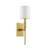 Mariana Home - Clement 1 Light Wall Sconce - Brass