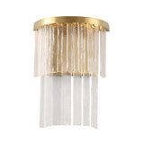 Mariana Home - Amelia LED Wall Sconce - Brass Finish