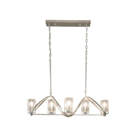 Isling 6 Light Island Pendant