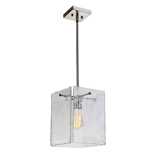 Highshore 1 Light Pendant - Chrome Finish