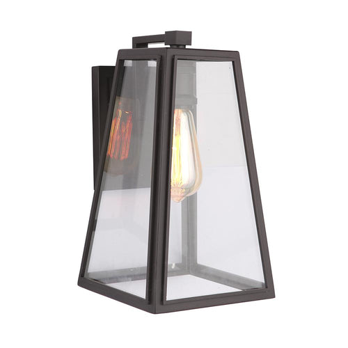 Mariana Home - Lorrimore 1 Light Outdoor Wall Lamp - Bronze Finish