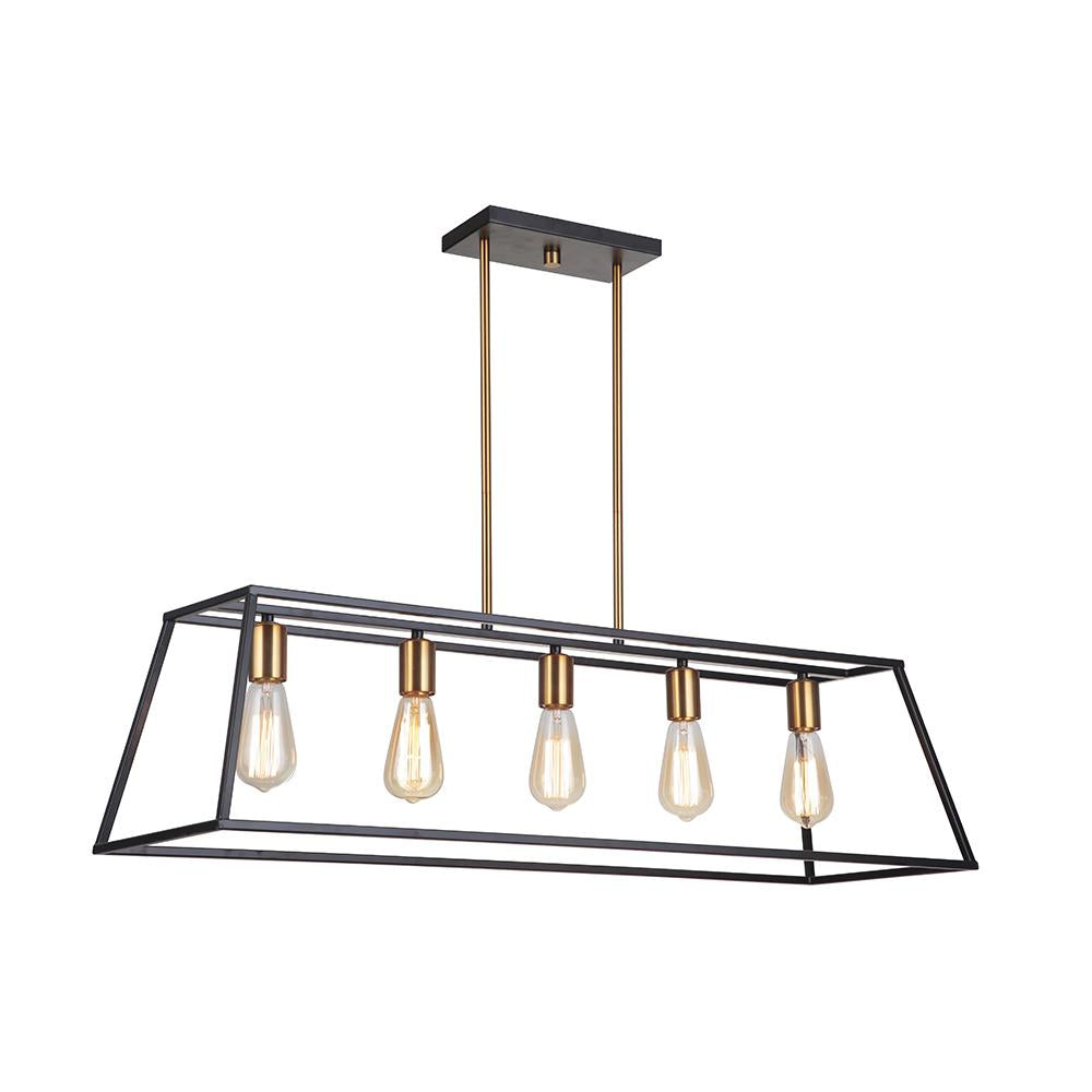 parkville 5 light pendant