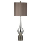 Mariana Home - Amanda Table Lamp - Antique Mirror