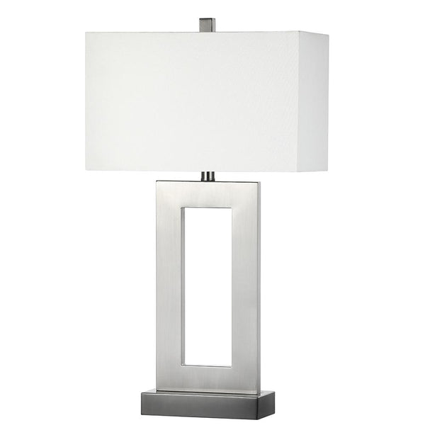 Mariana Home - Brazen Table Lamp - Satin Nickel Finish