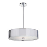 Mariana Home - Brooklyn 3 Light Pendant - Chrome Finish