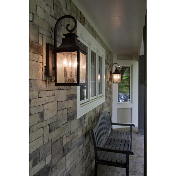 Drake 3 Light Outdoor Lantern