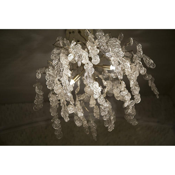 Chloe 4 Light Semi Flush Mount