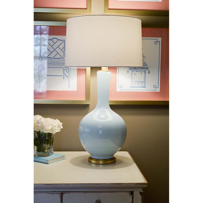 Daphne Table Lamp - Blue