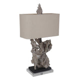 Mariana Home - Dresden One Light Table Lamp - Faux Bois - 125027