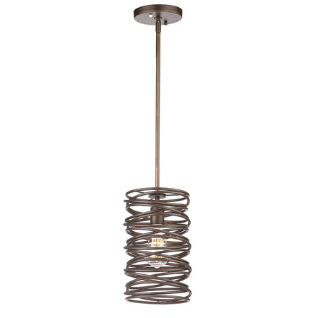 Cloche 3 Light Lantern - Bronze
