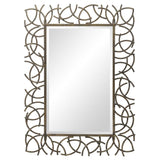 Mariana Home - Addison Rectangle Framed Wall Mirror - Bronze Finish - 152010