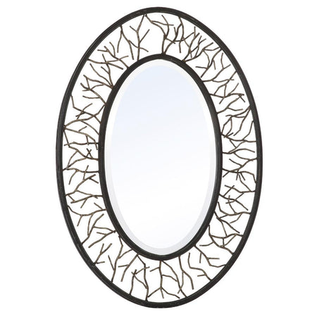 Queen Anne's Lace Mirror