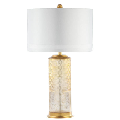 Mariana Home - Trinity Table Lamp - Art Glass and Gold Leaf Finish - 152041