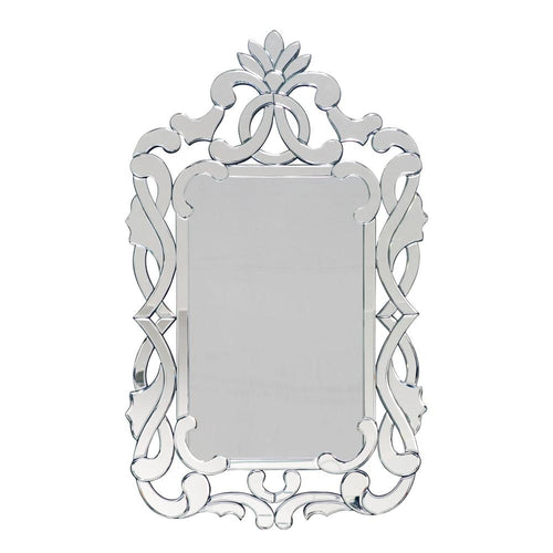 Mariana Home - Lacey Rectangle Wall Mirror - Decorative Frame - 170347