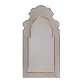 Mariana Home - Annie's Antique Wall Mirror - Antiqued and Gold Finish - 170356