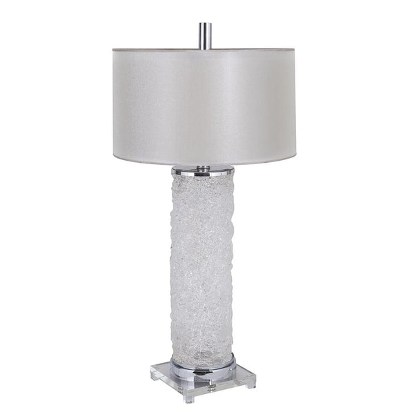 Mariana Home - Elsa Table Lamp - Crystal and Chrome - 180065