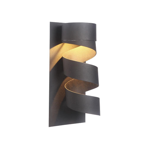 Mariana Home - Felber LED Outdoor Wall Sconce - Oil Rubbed Bronze Finish -  Modern Industrial - 207116