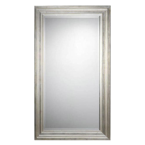 Mariana Home - Tristan Rectangle Framed Floor Mirror - Champagne Finish - 210142
