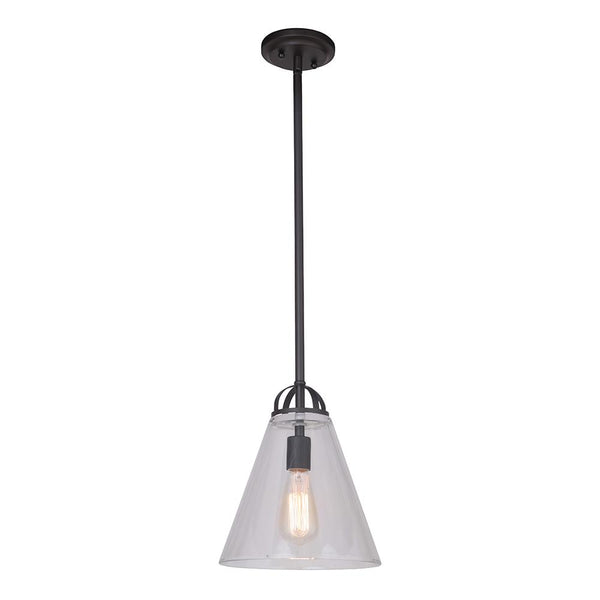Mariana Home - Harper One Light Pendant - Bronze Finish - 230183
