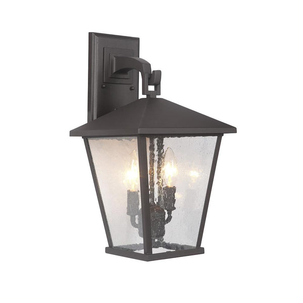 Mariana Home - Mason Two Light Outdoor Lamp - Oil Rubbed Bronze Finish - 270990