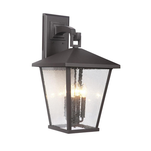 Mariana Home - Mason Four Light Outdoor Lantern - Oil Rubbed Bronze Finish - 271390