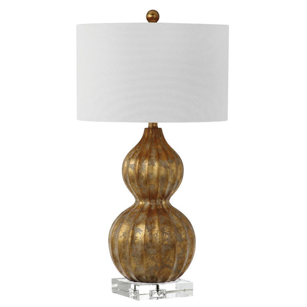 Mariana Home - Selina One Light Table Lamp - Antique Gold Finish - 310008