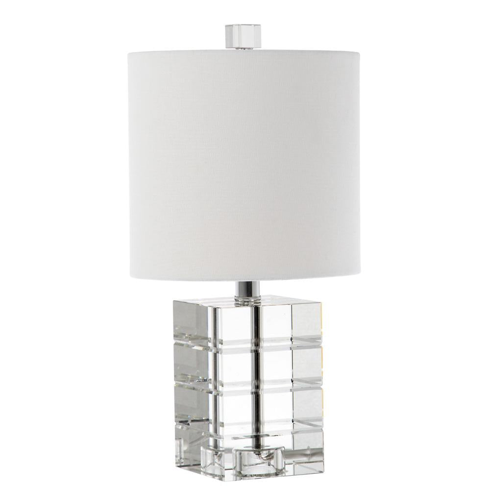 Adelle crystal table lamp mariana home adelle crystal table lamp aloadofball Image collections