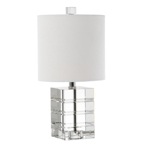 Mariana Home   Adelle One Light Table Lamp   Etched Crystal Finish    320001 Adelle