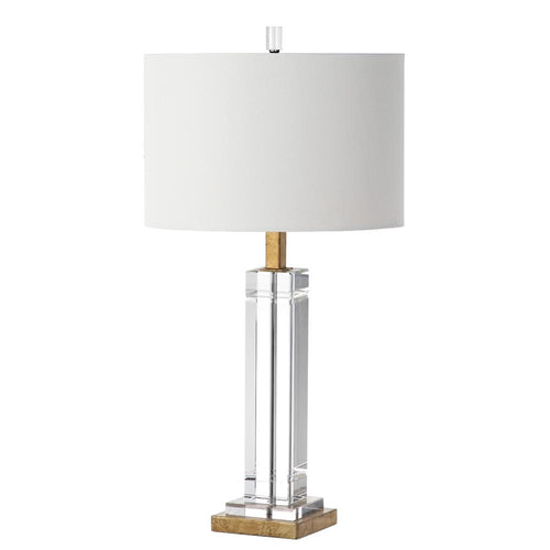 Mariana Home - Victoria One Light Crystal Table Lamp - Gold Leaf Finish - 320004