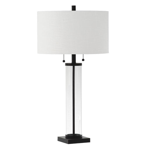 Mariana Home - Othello One Light Clear Glass Table Lamp - Bronze Finish - 320019